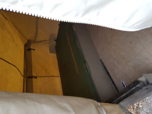 Moving sale need gone asap....Tent trailor