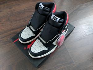 Brand new UA Nike air jordan 1 retro not for resale