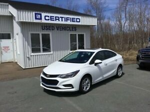 2018 CHEVROLET CRUZE LT ($62 Weekly)