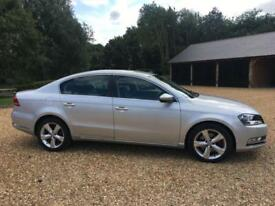 Volkswagen Passat 2.0TDI ( 140ps ) BlueMotion Tech DSG 2012MY SE