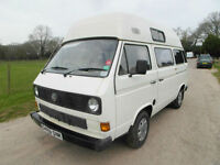 VW T3 Caravelle 78ps - Holdsworth Villa 3 - High Top