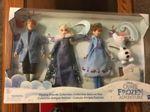 Disney's Olaf's Frozen Adventure by Hasbro