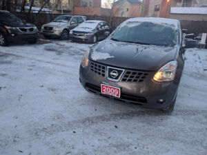 2009 Nissan Rogue S SUV, Crossover 4cyl.