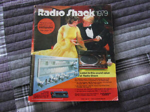 1979 Radio Shack Catalog- Intact and in VG Condition Peterborough Peterborough Area image 1