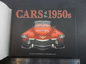 Cars of the 1950's Book