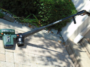 Edger  electric by Black and Decker in excellent condition