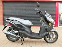 KEEWAY CITYBLADE 125 SCOOTER NEW 2 YEAR WARRANTY FINANCE AUTHORISED DEALER