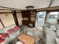 Static Caravan For Sale Off Site 3 Bedroom Pemberton Avon 36FTx12FT Three