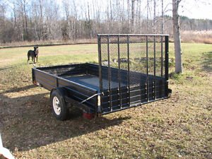 10ft x 5 1/2 ft Trailer for Sale
