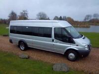 2013 / 63 Ford TRANSIT 135 T430 RWD 17 SEATS
