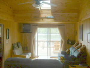 Haliburton Lake Cottage for rent