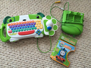 Click start Leap Frog computer - Ages 3 and up