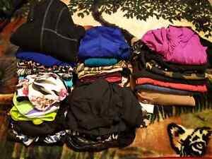 Women's size Medium 40 piece clothing lot