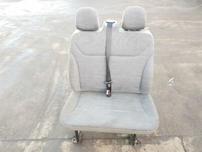 2009-2014 MK2 Renault Trafic FRONT SEAT Double LH Passenger Seat