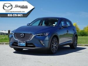 2018 Mazda CX-3 GT  - Navigation -  Sunroof -  Leather Seats