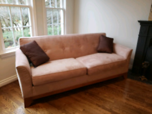 Exceptional Sofa set  (Rowe Furniture set) **REDUCED**