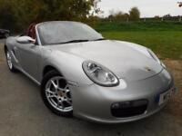 2005 Porsche Boxster 2.7 2dr Sound Pack! FSH! Sat Nav! 2 door Convertible