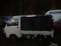 Daihatsu Hijet 1.3 pick up dropside 42000 miles