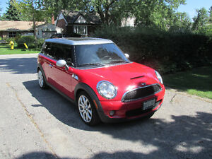 2008 MINI Cooper S 6 Speed Turbo Clubman
