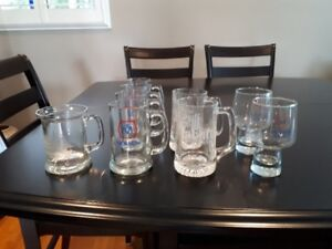 Glass & Pottery Beer Steins & Mugs