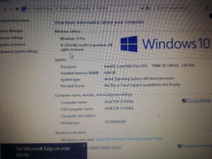 DELL COR2 DUO 2.8 GHZ WINDOWS 10 PRO
