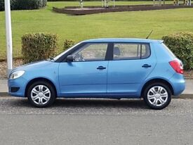 SKODA FABIA 1.6 TDI 2013 36000 MILES £4800 OR POSSIBLE PX