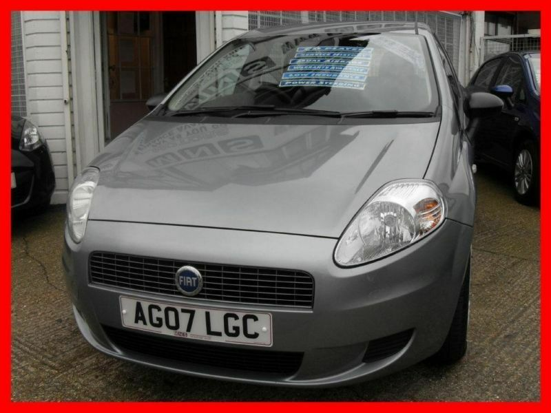 2007 fiat grande punto 1 2 active 5dr in ilford london gumtree. Black Bedroom Furniture Sets. Home Design Ideas