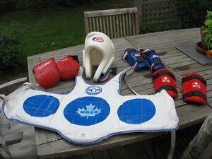 Equipement Taekwondo