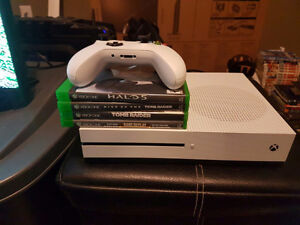 Xbox s one and games