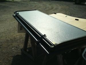 Solid Folding Tonneau Cover (56645) Peterborough Peterborough Area image 1