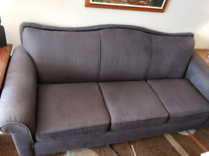 Canadian-made custom sofa