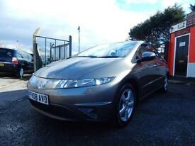 2008 Honda Civic 1.8 i VTEC SE 5dr Full main dealer history,2 keys,1 former k...