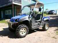 Yamaha Rhino 660 for sale