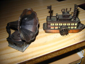 FOR SALE - SMALL ANTIQUE PENCIL SHARPENERS