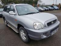 Hyundai Santa Fè 2.4 Full History, Only 89k, Loads of Reciepts, High Clutch