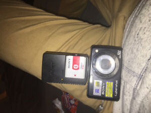 Camera for sale like brand new perfect condition.