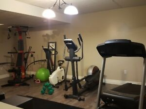 COMPLETE HOME GYM WORKOUT