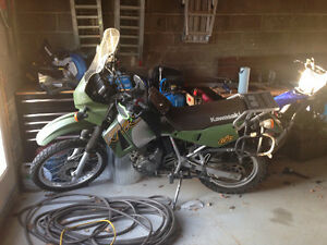 $2,200 - 2001 KLR 650 Great Condition