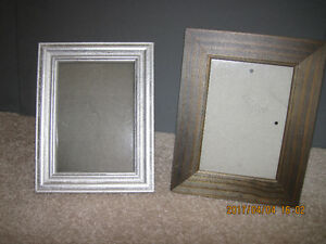 Picture Frames  Price per each.