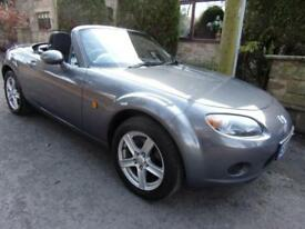 Mazda MX-5 2.0i ( Option pk ) Electric Hardtop 2007 PRESTON