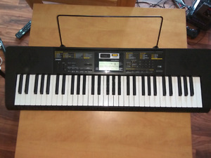 piano clavier casio