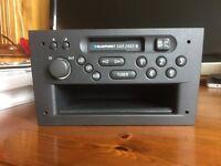 Car radio cassette