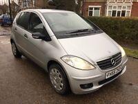 2006 Mercedes A160- CDI- diesel- HPI clear- FSH- 2 remote keys- 12 Months MOT