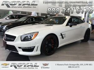 2016 Mercedes Benz SL-Class SL 63 AMG  1 OF 18 SOLD IN CANADA