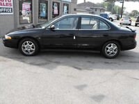 2000 OLDS INTRIGUE  138KMS  SUNROOF  CHROME WHEELS..SAFETY & ET