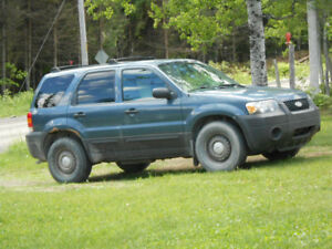 2006 Ford Escape Fourgonnette, fourgon