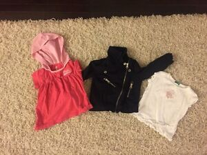 Girls brand name lot size 2T (7 items)