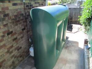 3000 Litre Slim Line Rain Water Tank - Never Connected - As New Merrimac Gold Coast City Preview