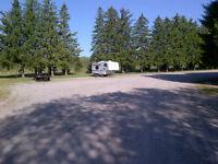 Camper / RV Storage