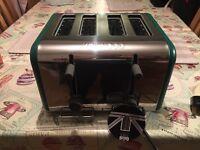 Brand new kenwood toaster